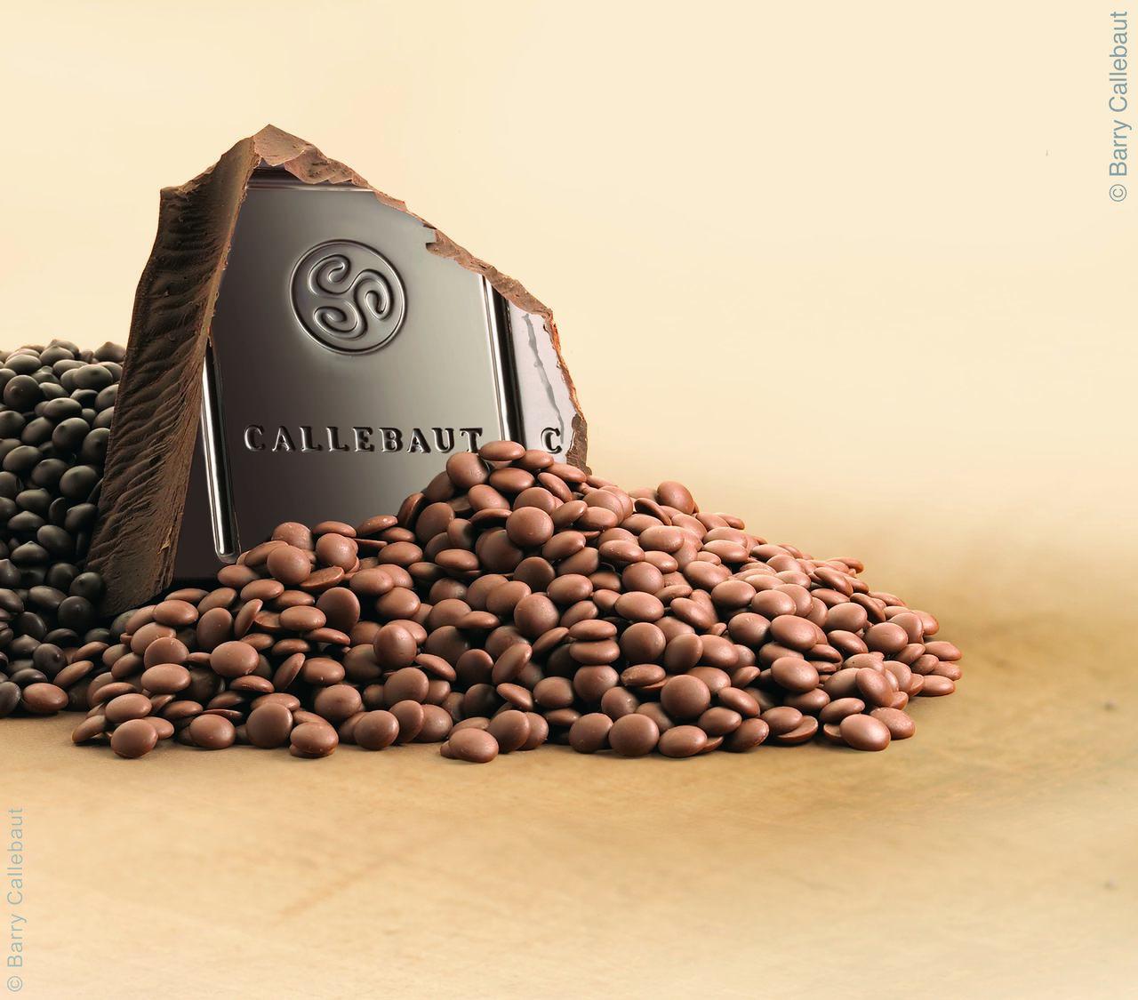 Callebaut 805 Chocolate Amargo 50,7% Callets 0,4kg