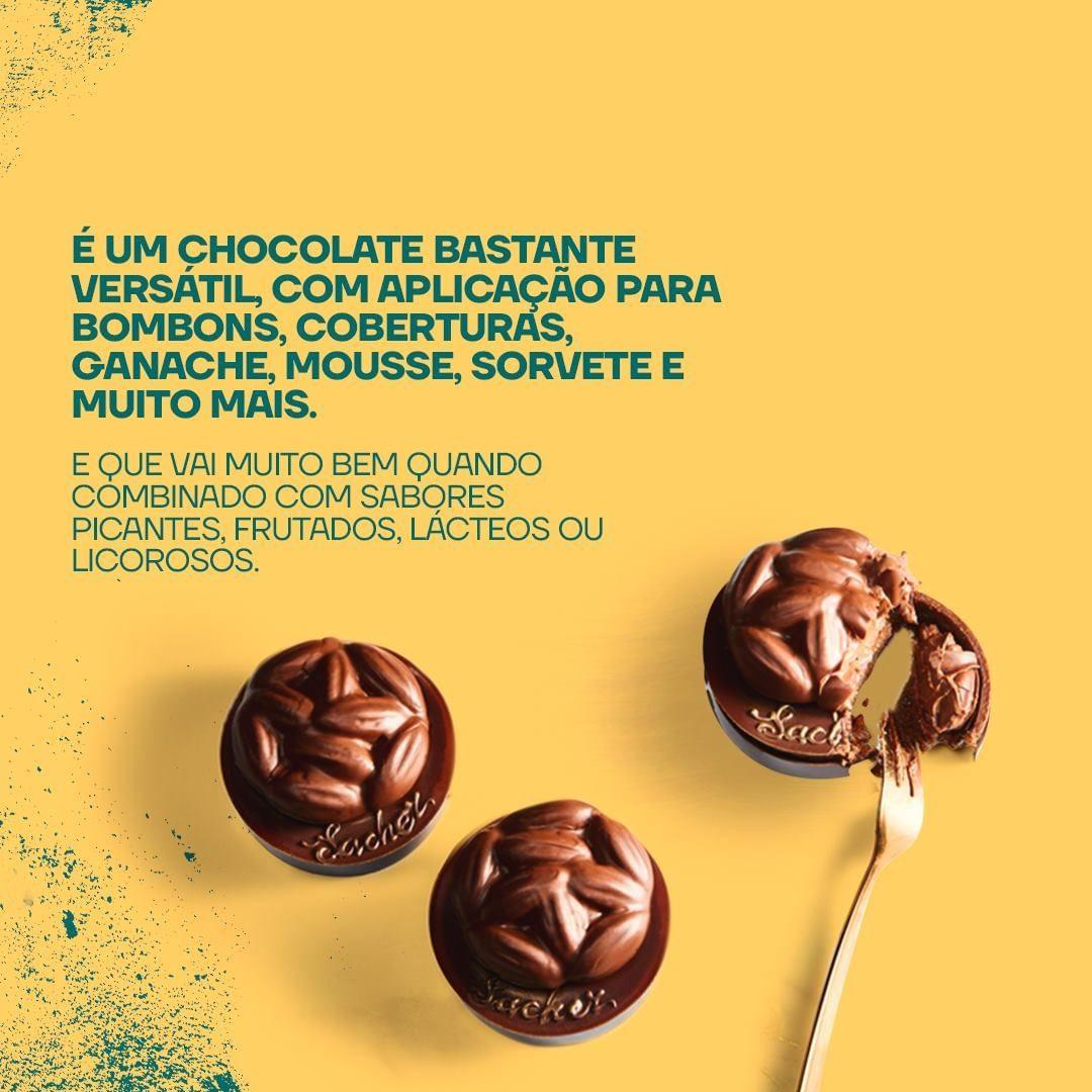 Callebaut 823 Chocolate Leite 33,6% Callets 2,01kg