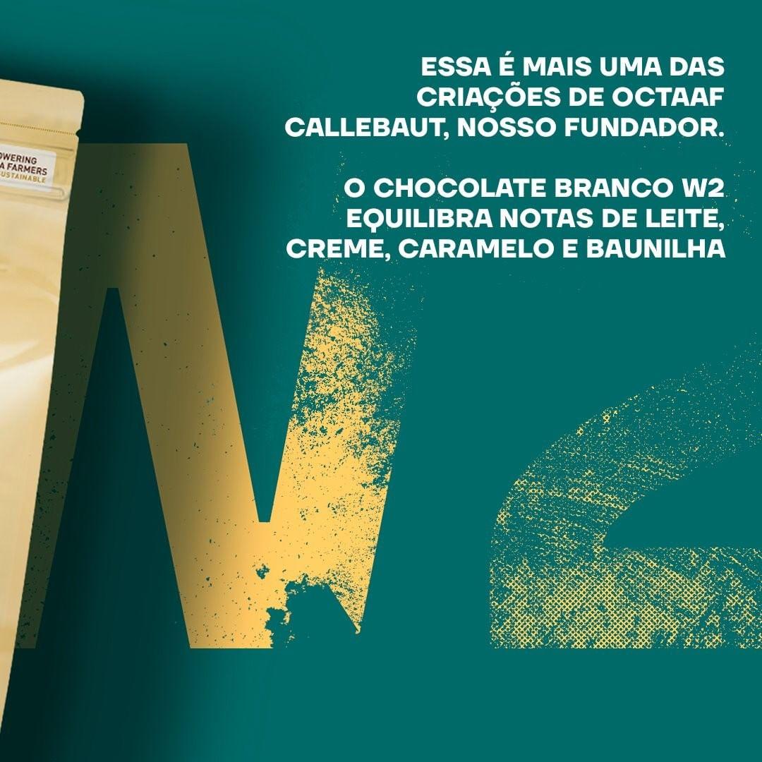 Callebaut CW2 Chocolate Branco 25,9% Callets 2,01kg