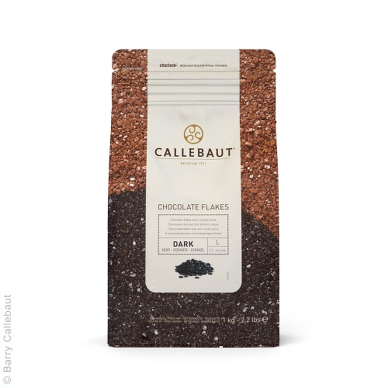 Callebaut Split 9D Chocolate Amargo 1kg