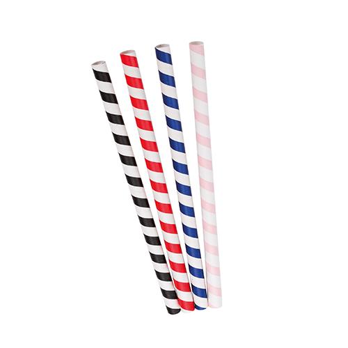 canudo de papel / 20 unidades