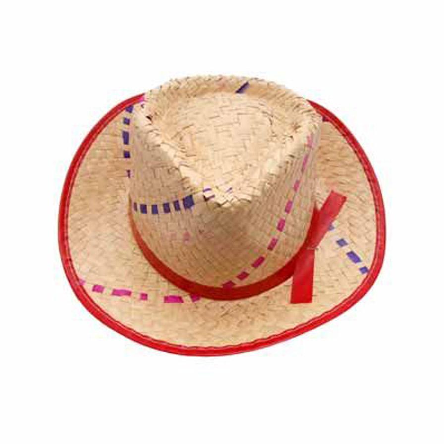 Chapéu de Palha Malandrinho