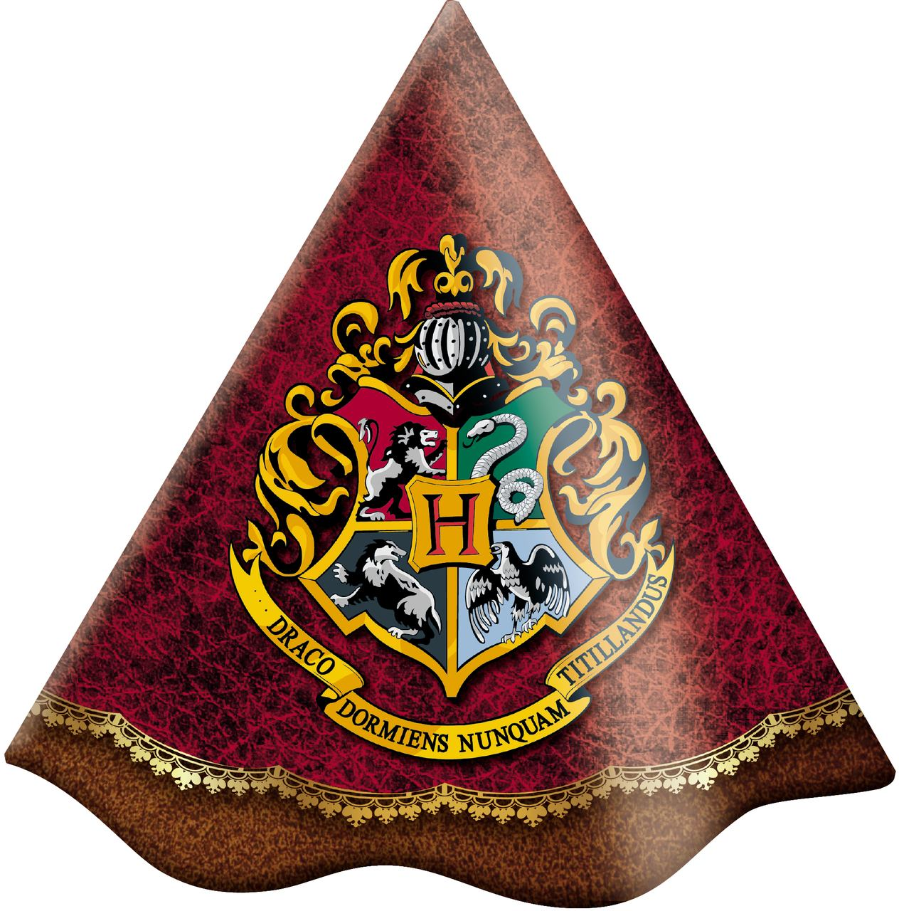 Chapéu Harry Potter-08 Unidades