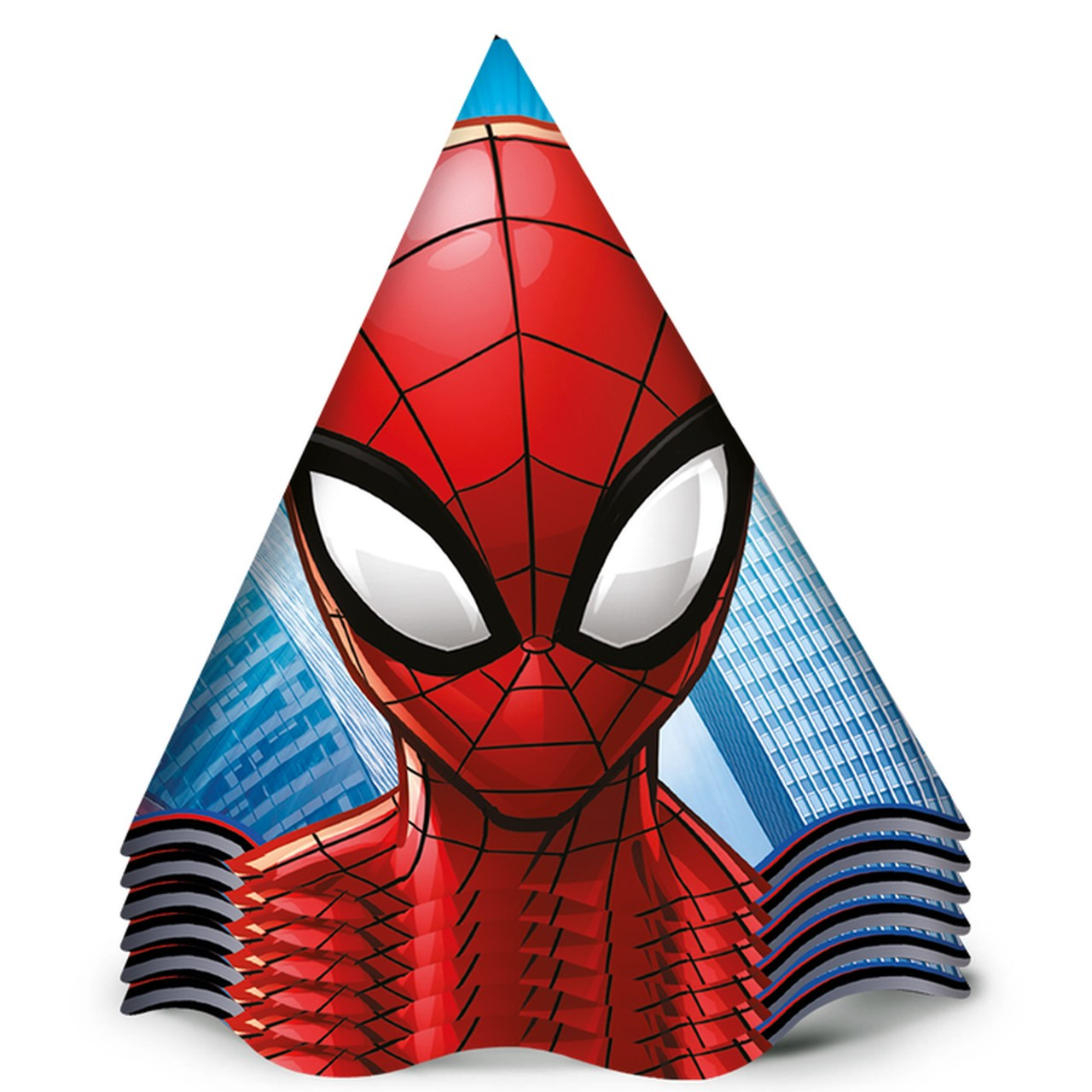 Chapéu Spider-Man- 12 Unidades