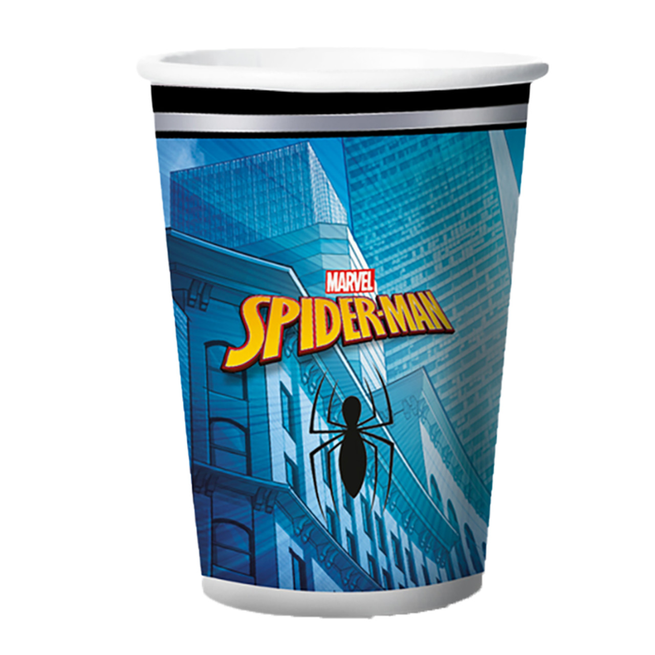 Copo 180 ml Spider-Man /12 Unidades