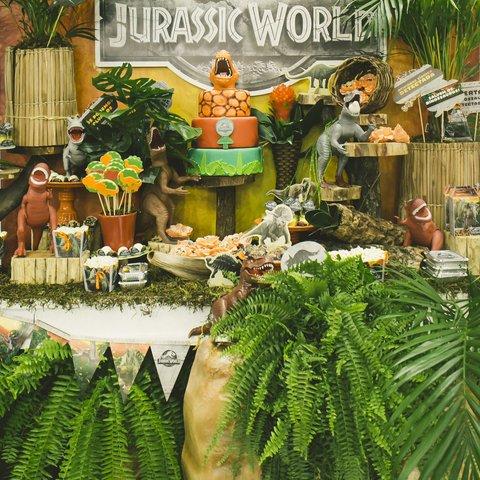 Copo 200 ml Jurassic World / 08 Unidades
