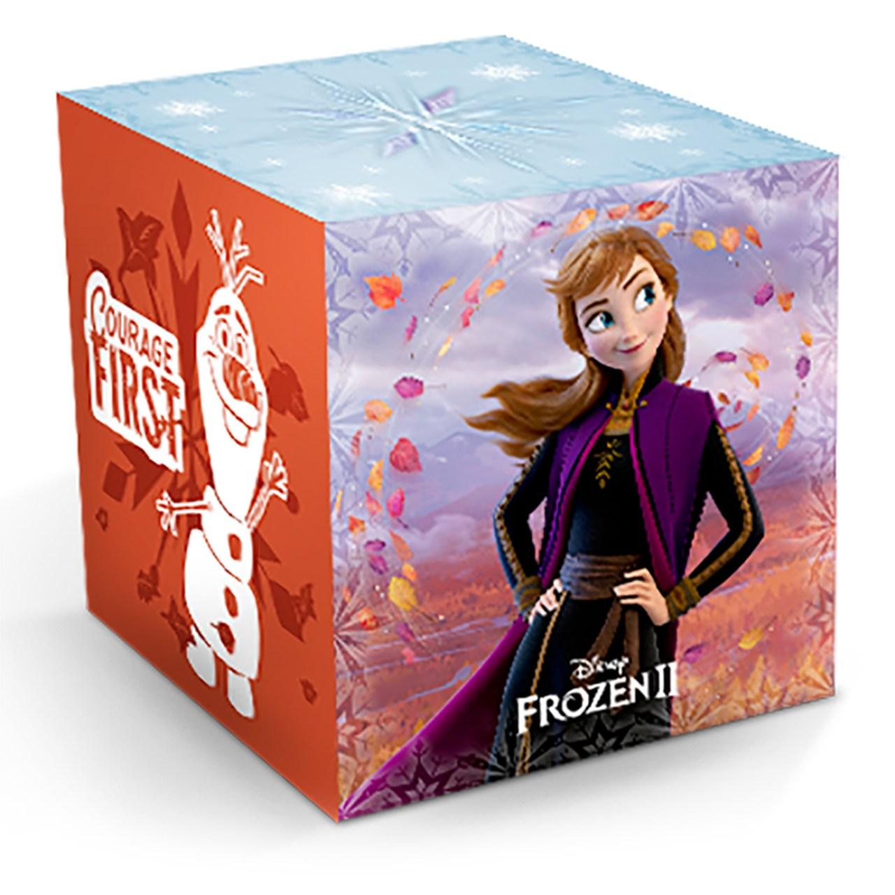 Cubo Decorativo Frozen