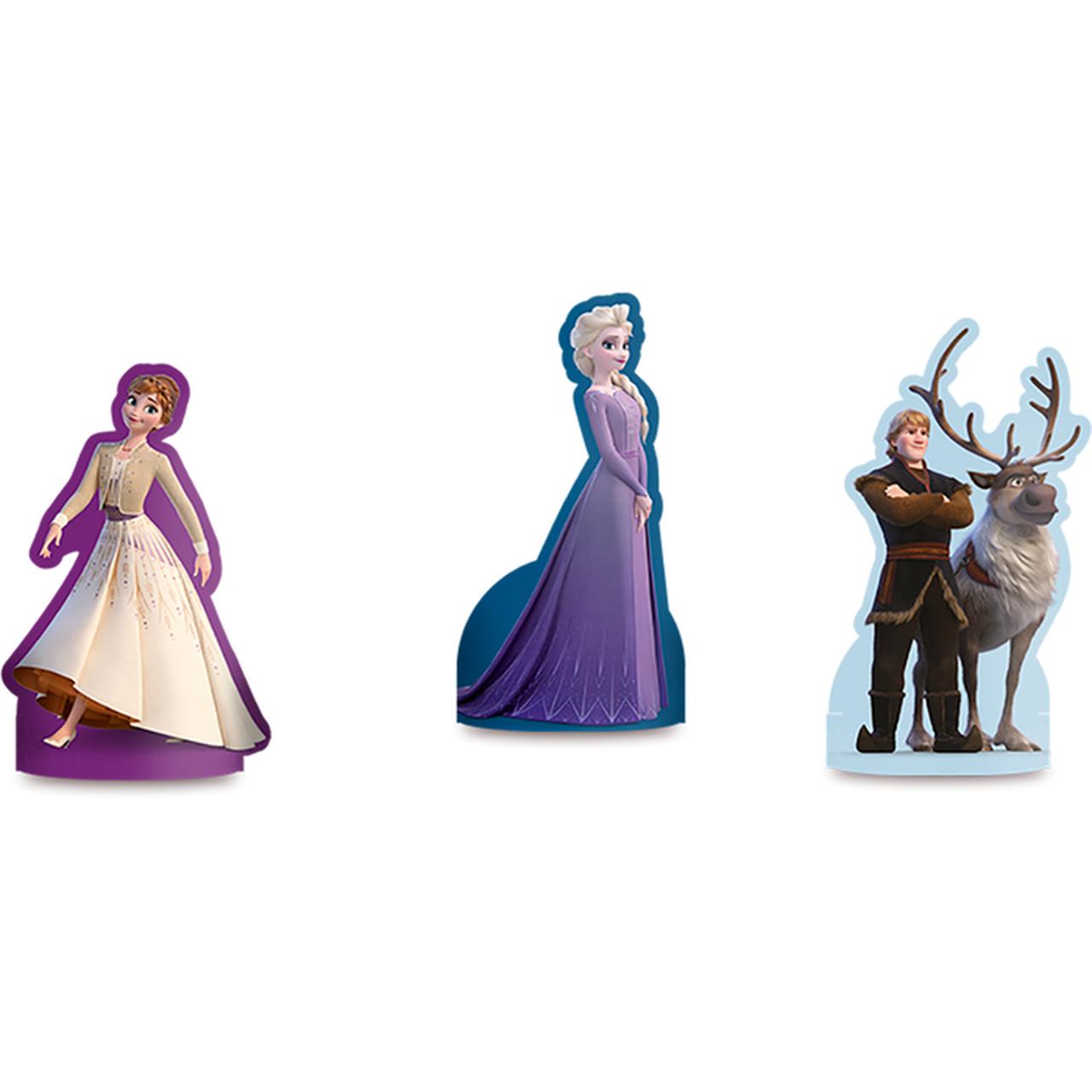 Decoração De Mesa Frozen