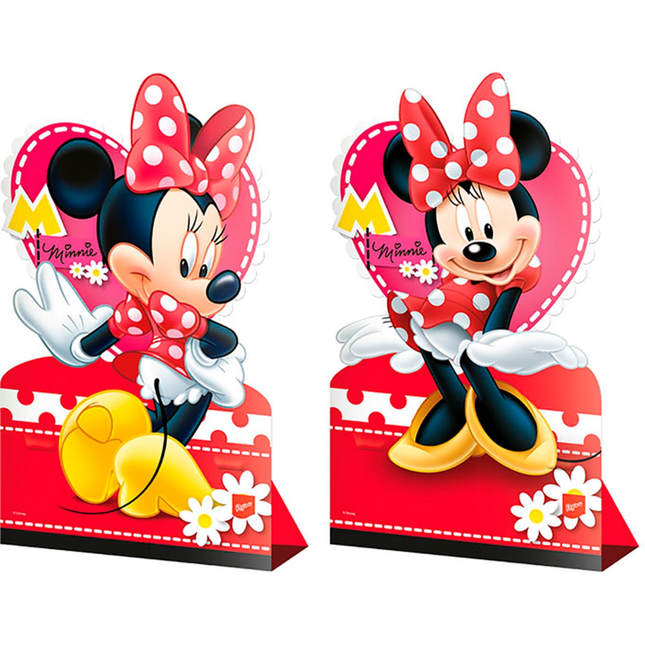 Decoração De Mesa Minnie Mouse