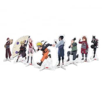 Decoração de Mesa  Naruto Shippuden/08 Unidades