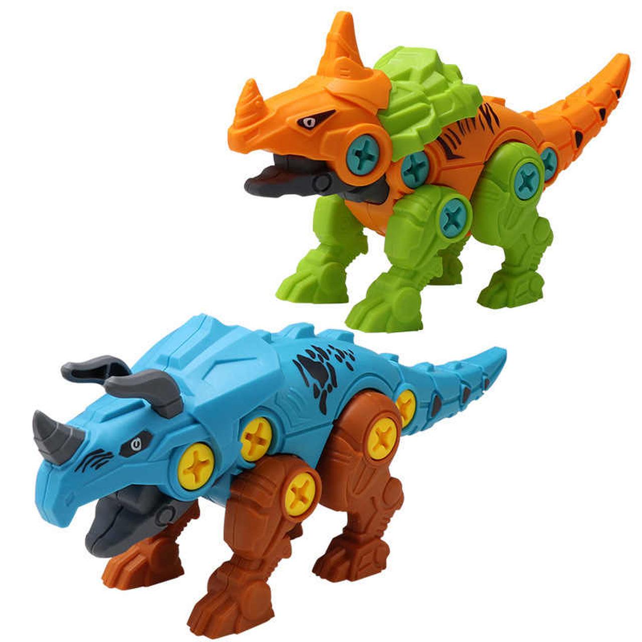 Desmontar e Montar Dinossauro Ovo / 1 unidade
