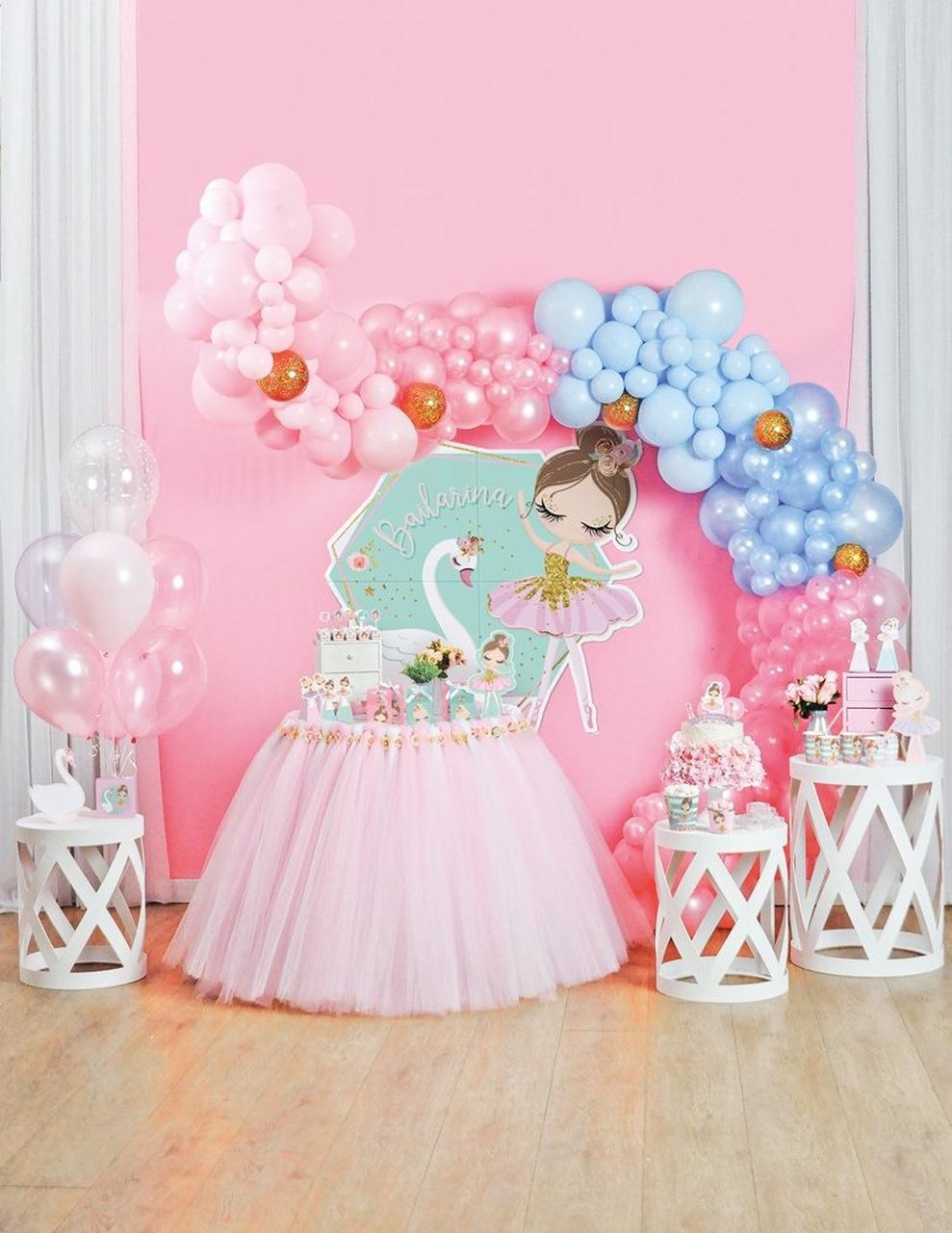 Faixa Decorativa Bailarina