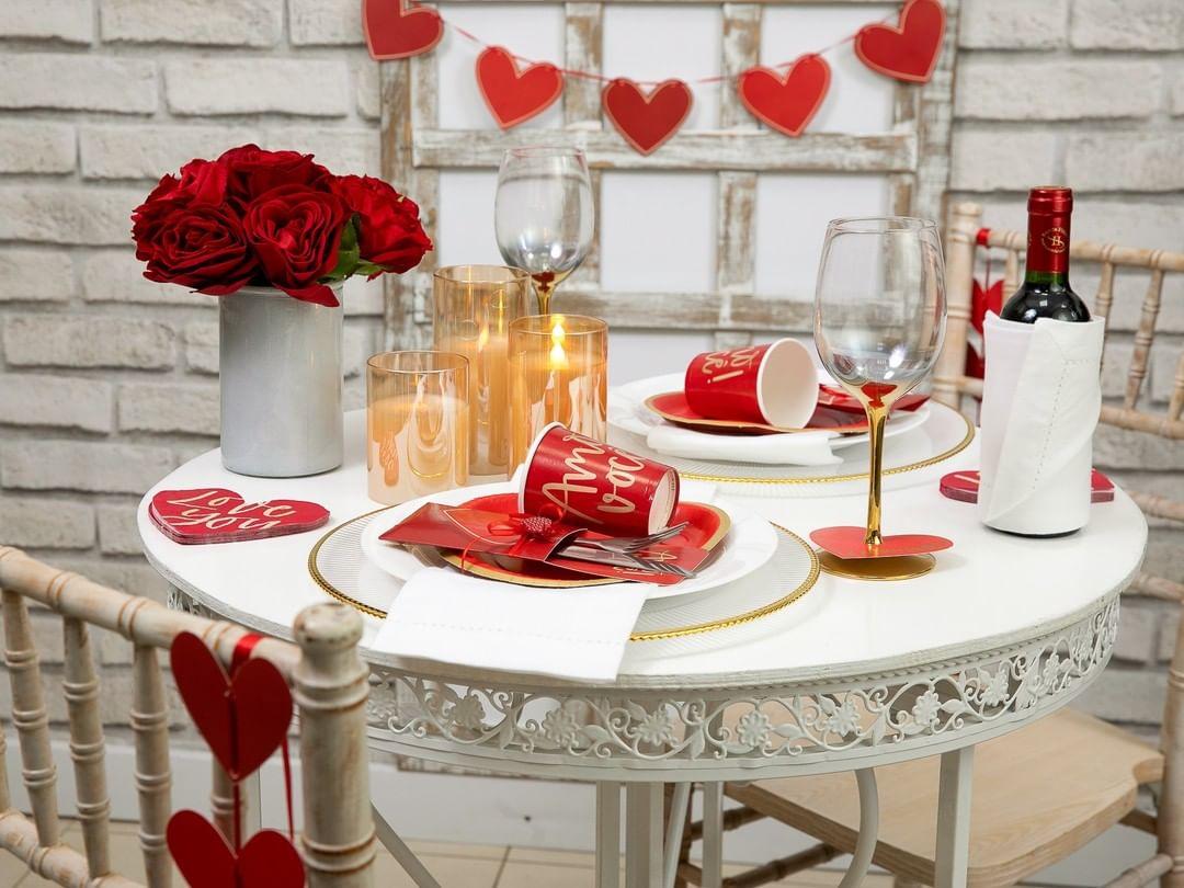 Faixa Decorativa Coração  Romântica