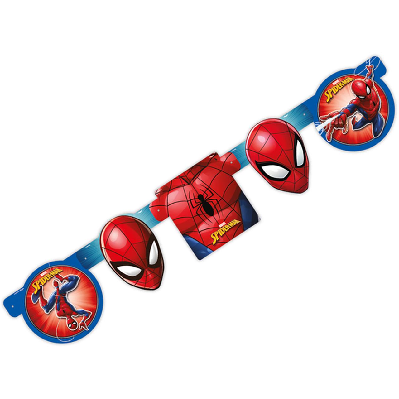 Faixa Decorativa Spider-Man
