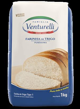Farinha De Trigo Venturelli / 1 KG
