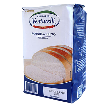 Farinha De Trigo Venturelli / 5 KG