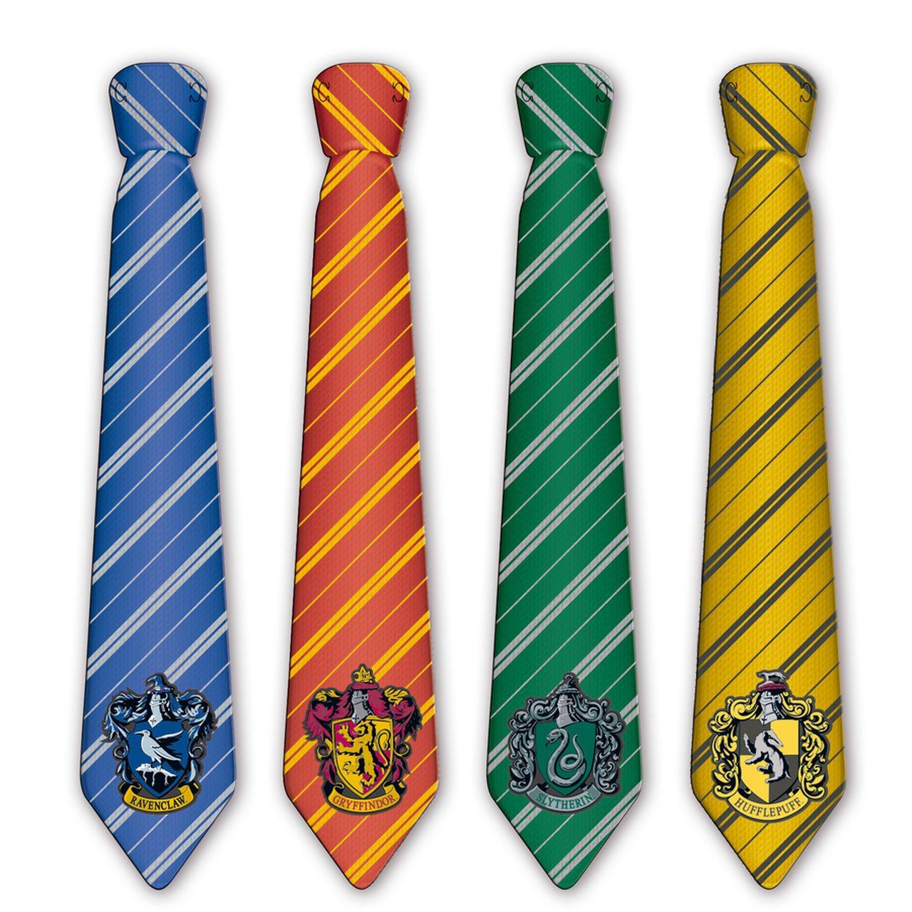 Gravata De Papel Harry Potter