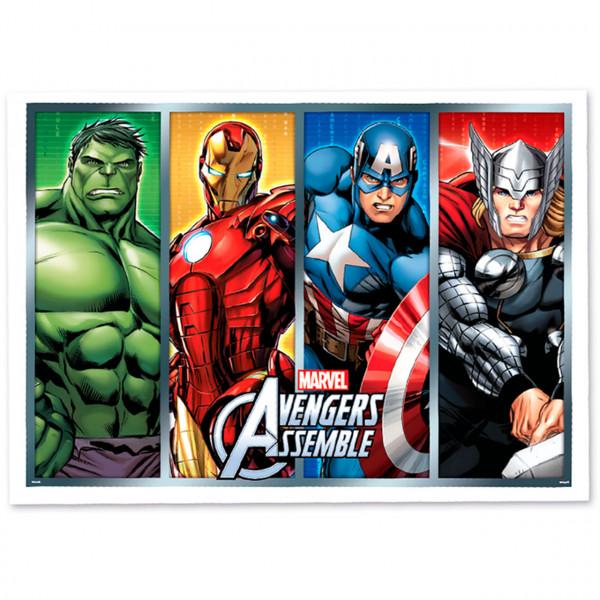 Kit Decorativo  Avengers Assemble