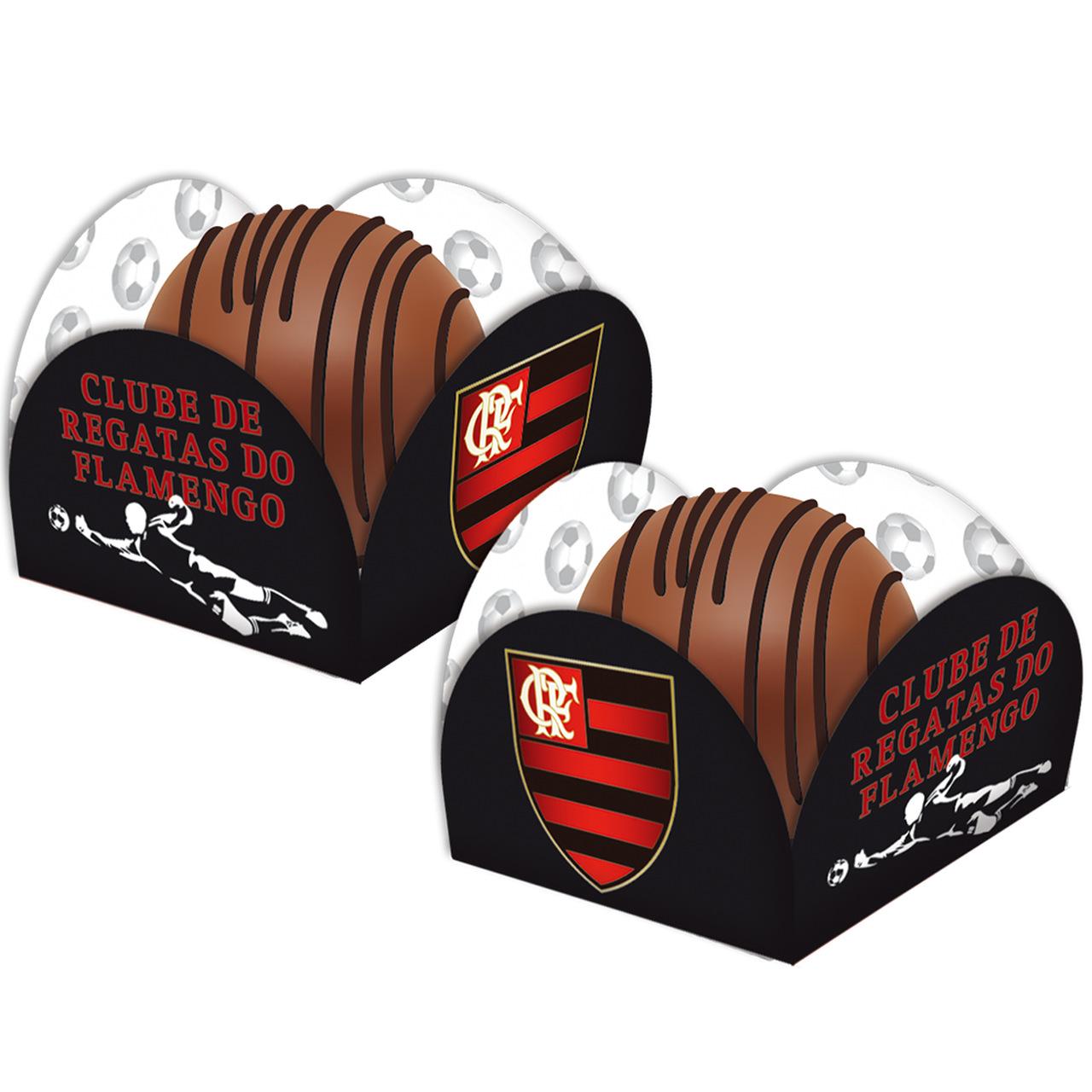 Kit Decorativo Só Um Bolinho Flamengo
