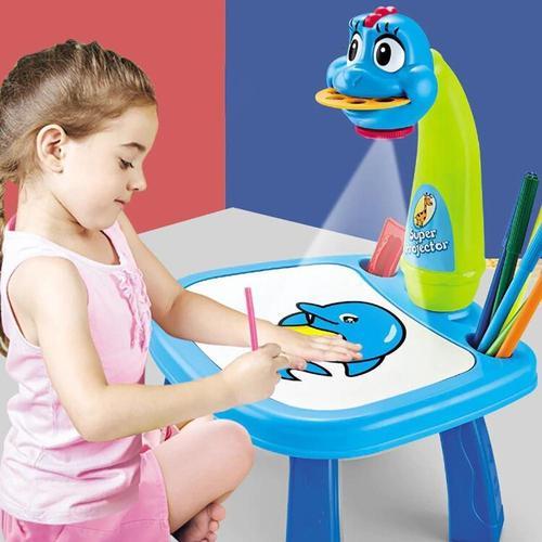 Kit Mesa Projetora Infantil