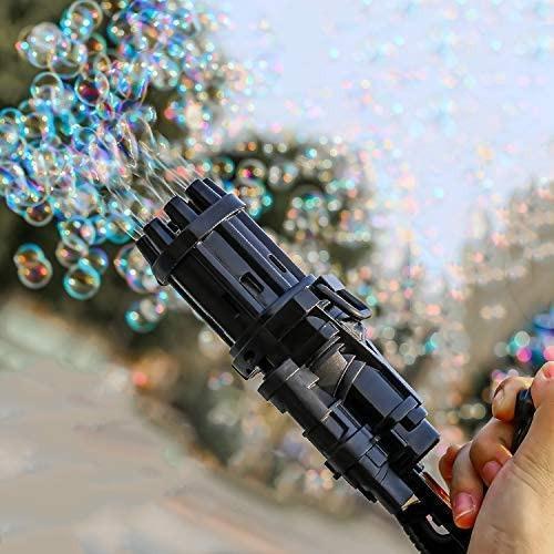 Lançador De Bolhas De Sabão Bubble Blaster / 01 unidade