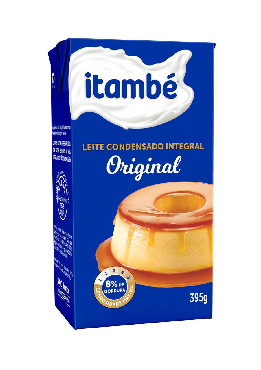 Leite Condensado Integral Original ( ITAMBÉ ) 395 G