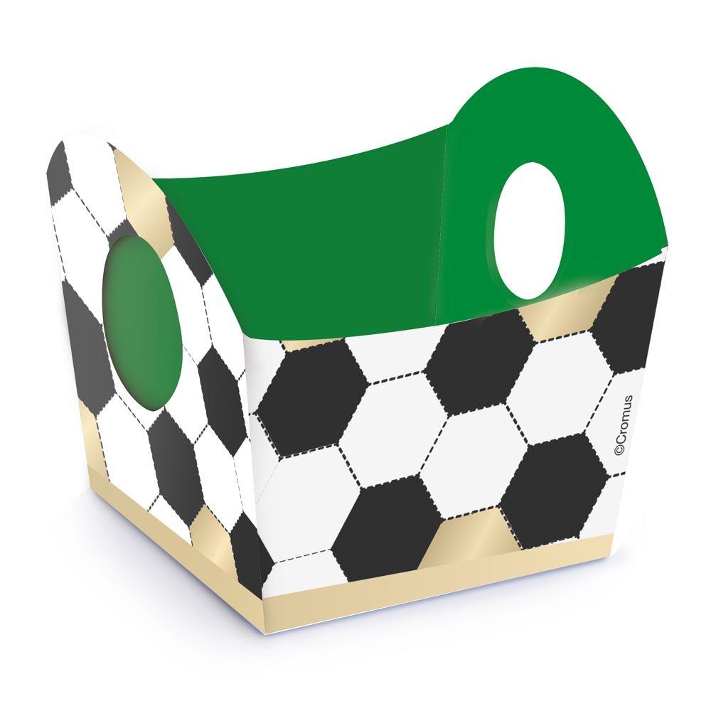 Mini Cachepot  Futebol