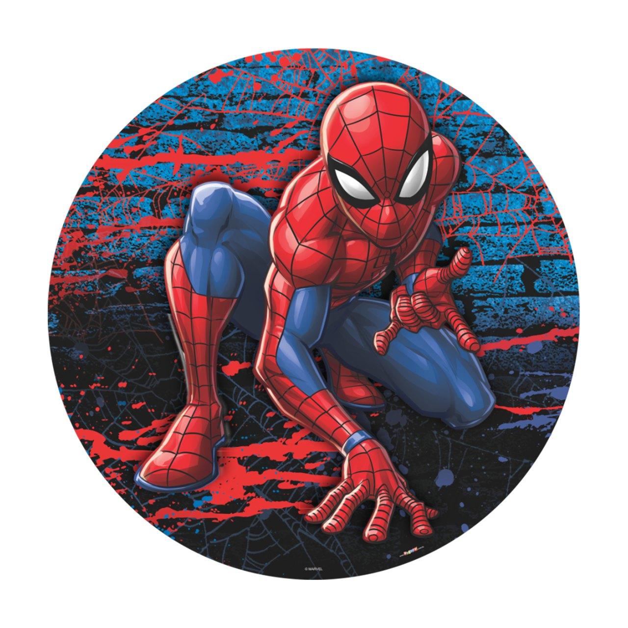 Painel Sublimado em Tecido Homem Aranha