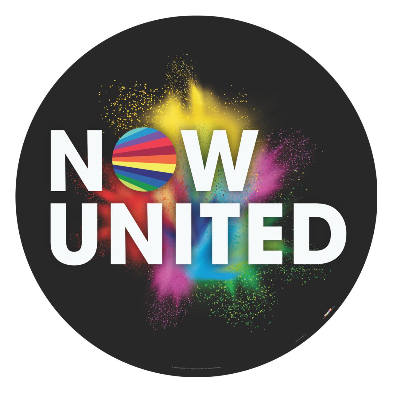 Painel Sublimado em Tecido Now United