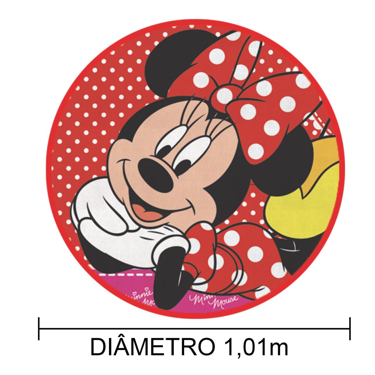 Painel TNT Minnie Mouse