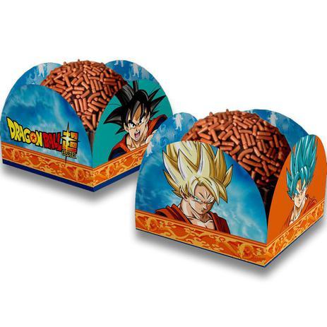 Porta Forminha Dragon Ball Z/ 40 Unidades