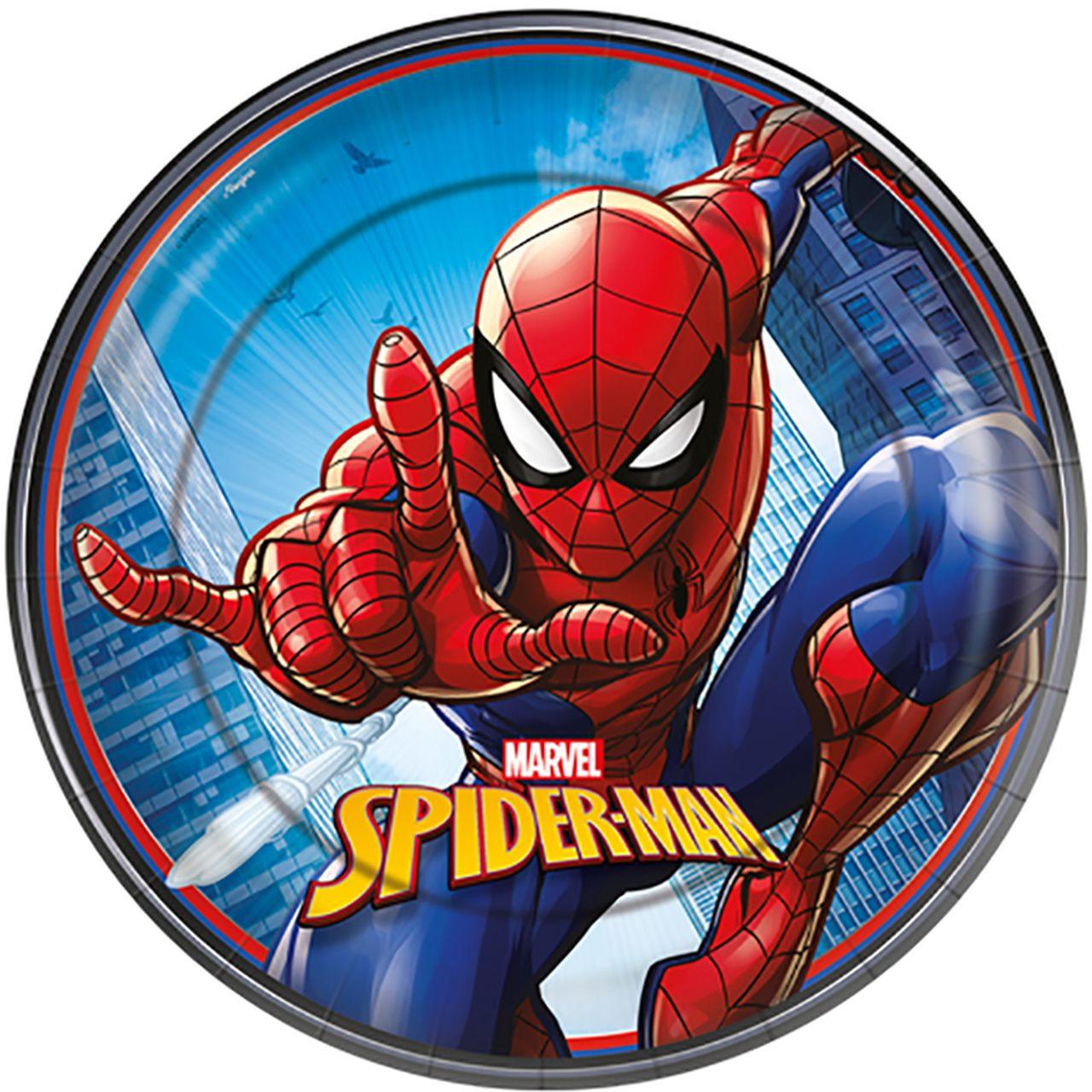 Prato 18 cm Spider-Man