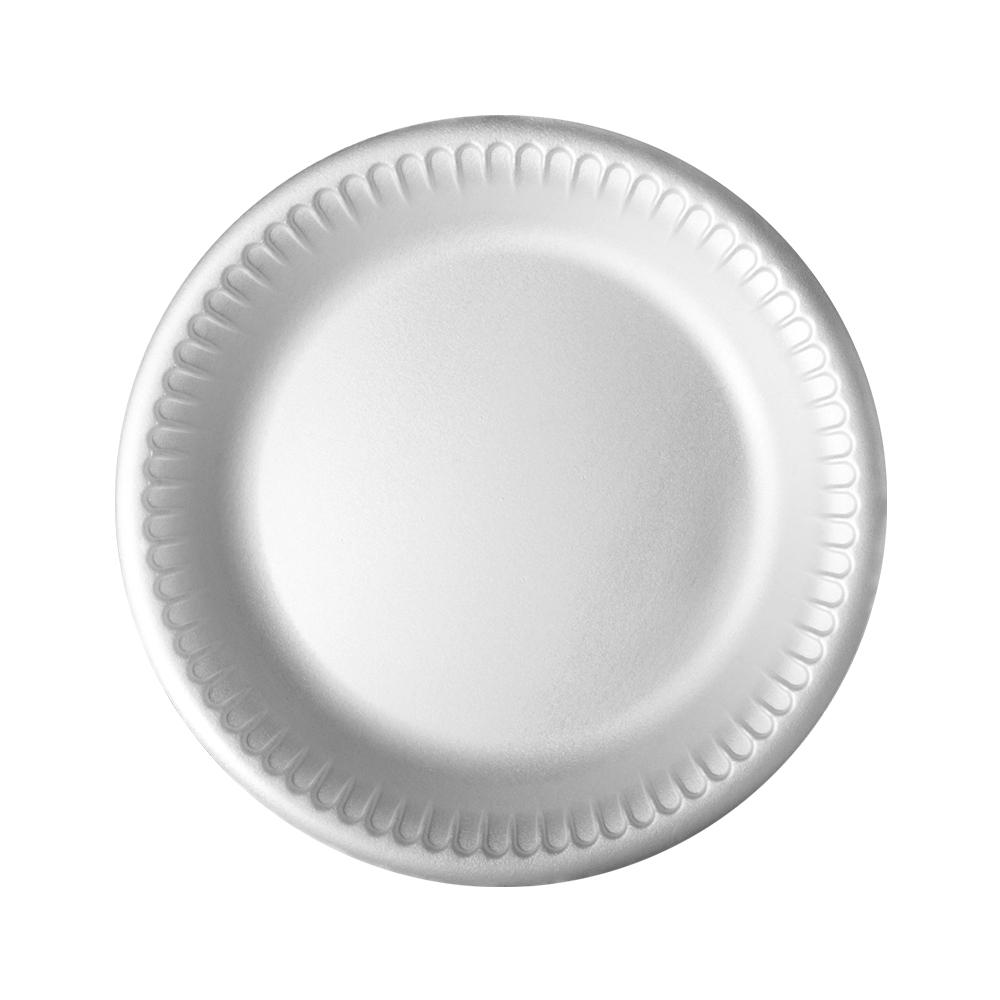 Prato Isopor 23 cm