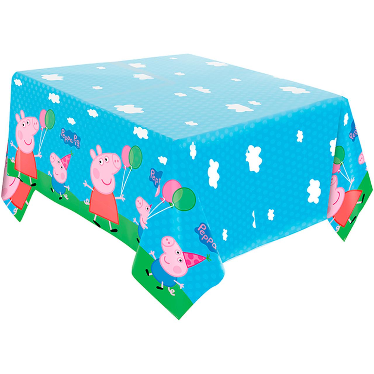 Toalha De Mesa Peppa Pig / 01 unidade