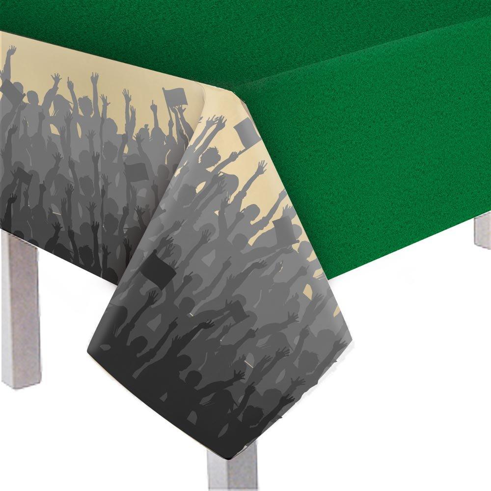 Toalha De Mesa Principal De Plástico/ 01 Unidade