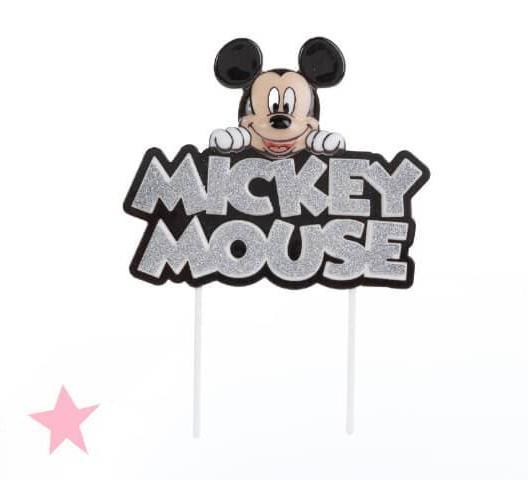 vela disney mickey mouse-01 uni. / 22 x 14 cm