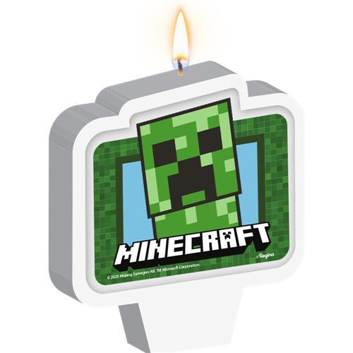 Vela Minecraft / 01 Unidade