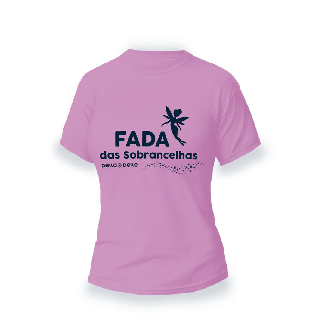 Camiseta Coleção Fadas