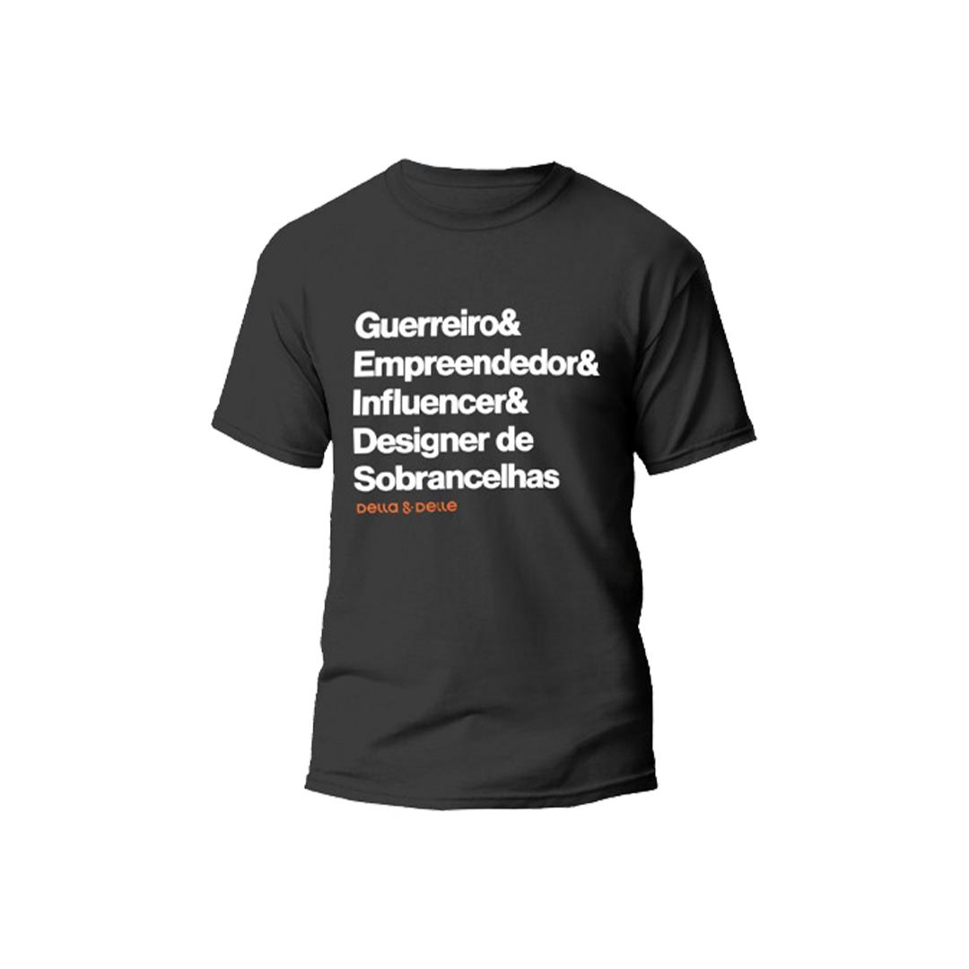 Camiseta Masculina Coleção Fadas