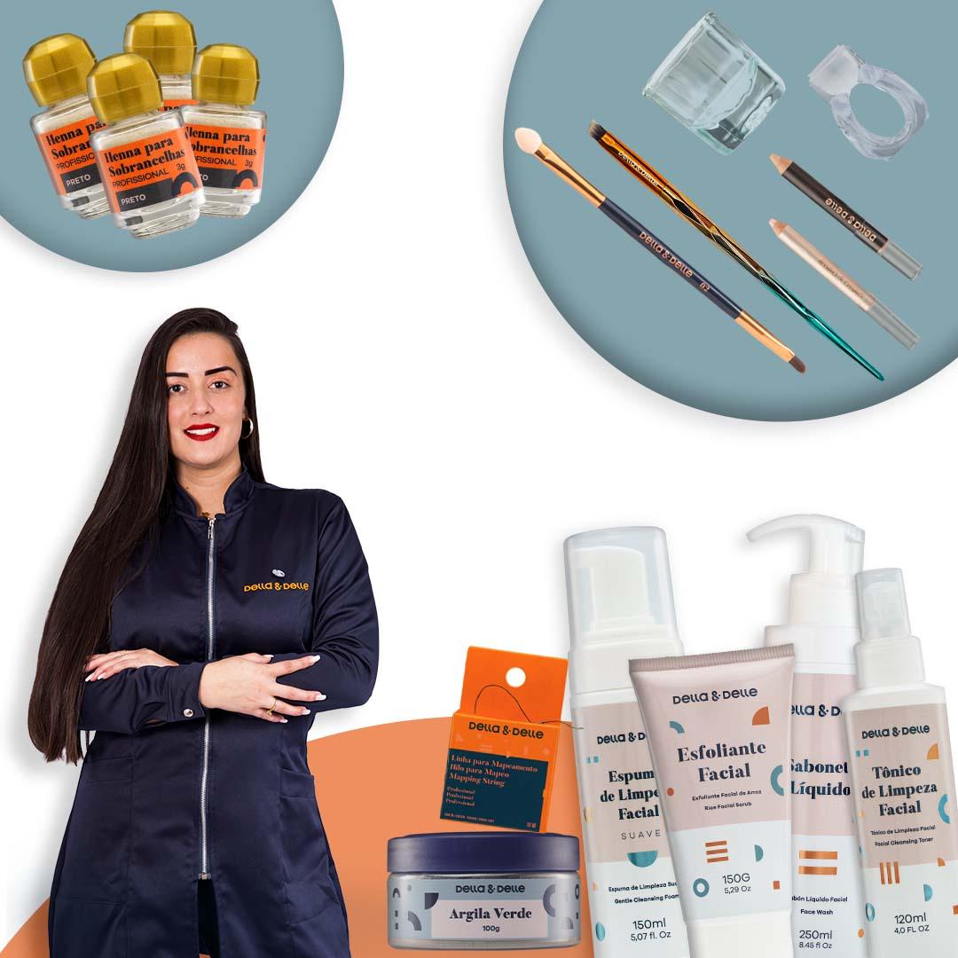 Kit Premium Della & Delle