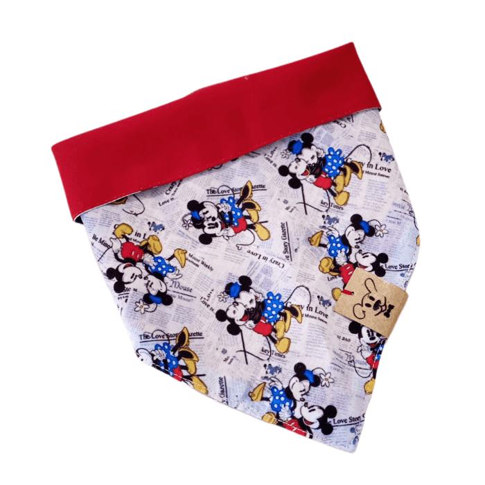 Bandana Mickey & Minnie Forever
