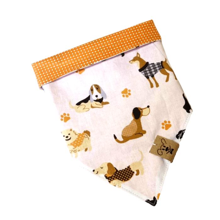 Bandana Pet Dogs