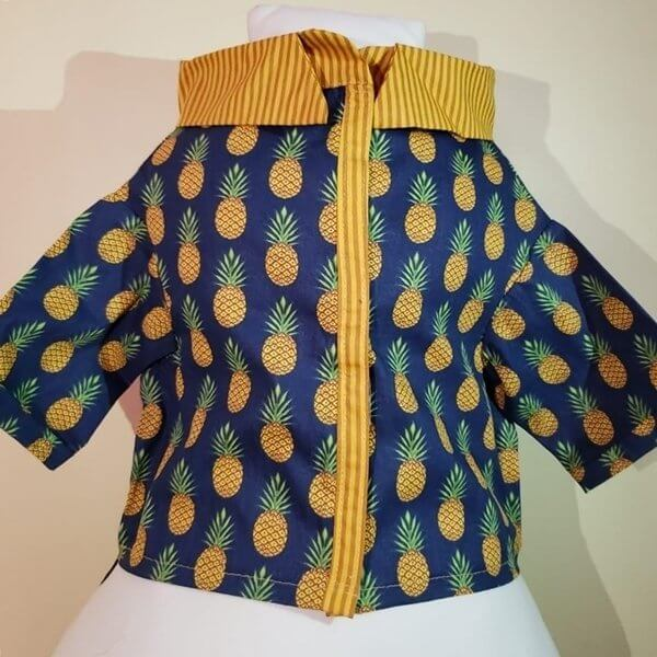 Camisa Abacaxi
