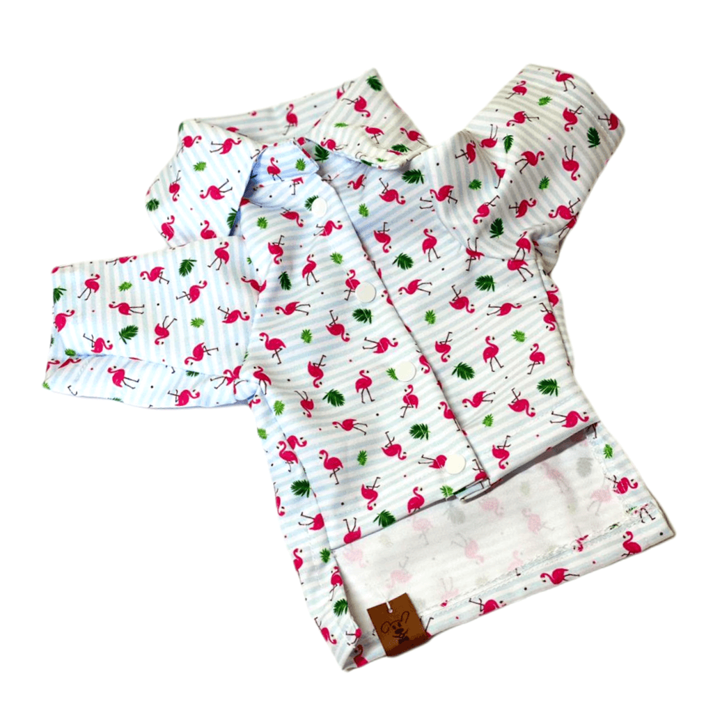Camisa Flamingo