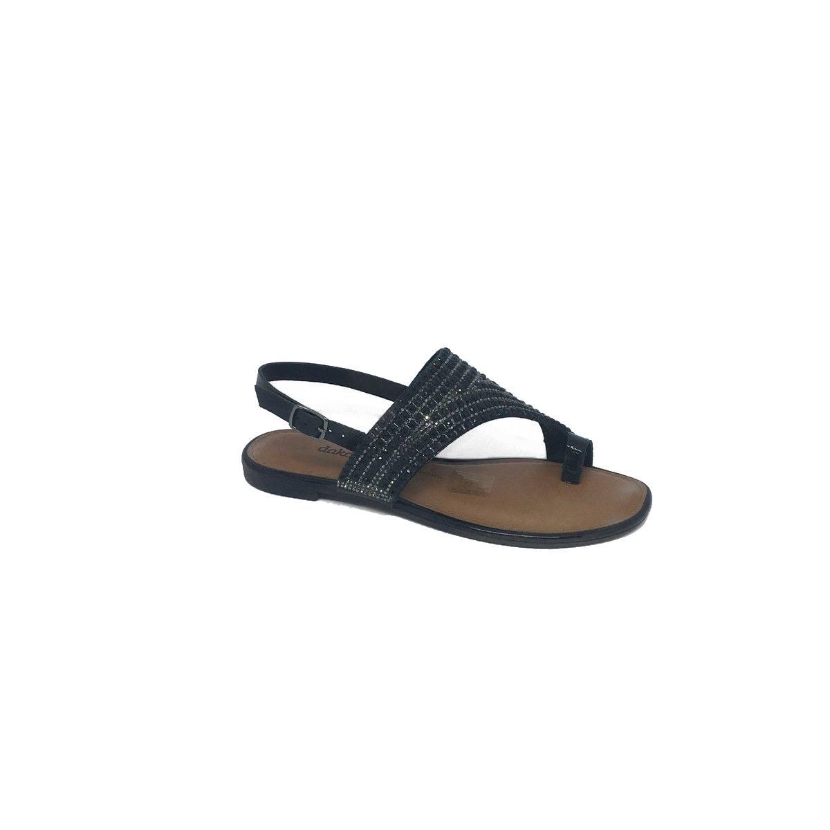 Sandália Dakota Preto