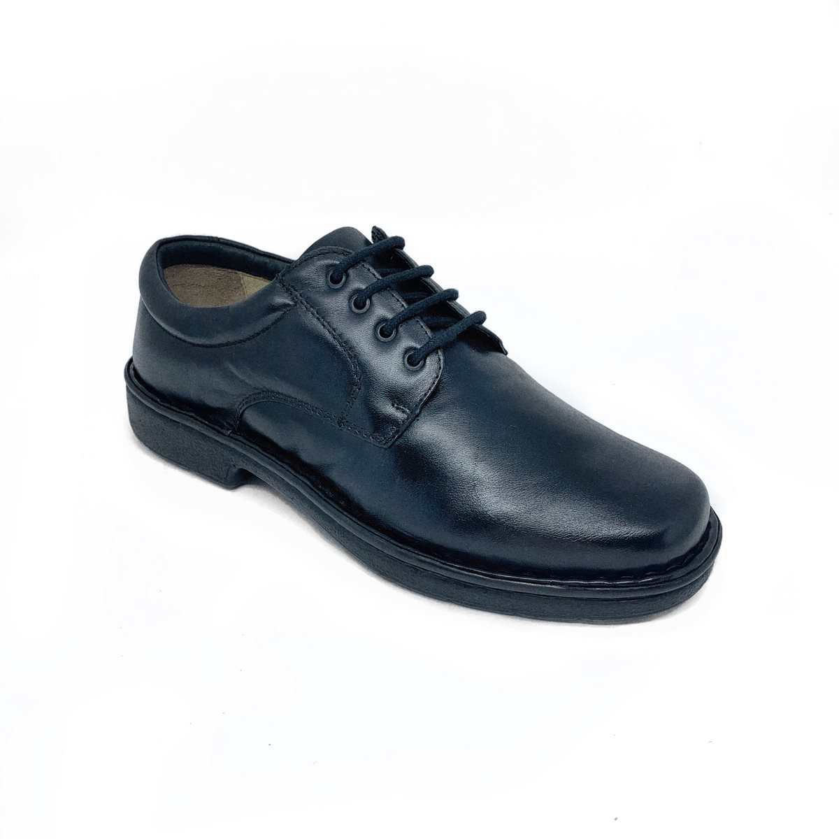 Sapato Social Cadarço Pipper  - Preto