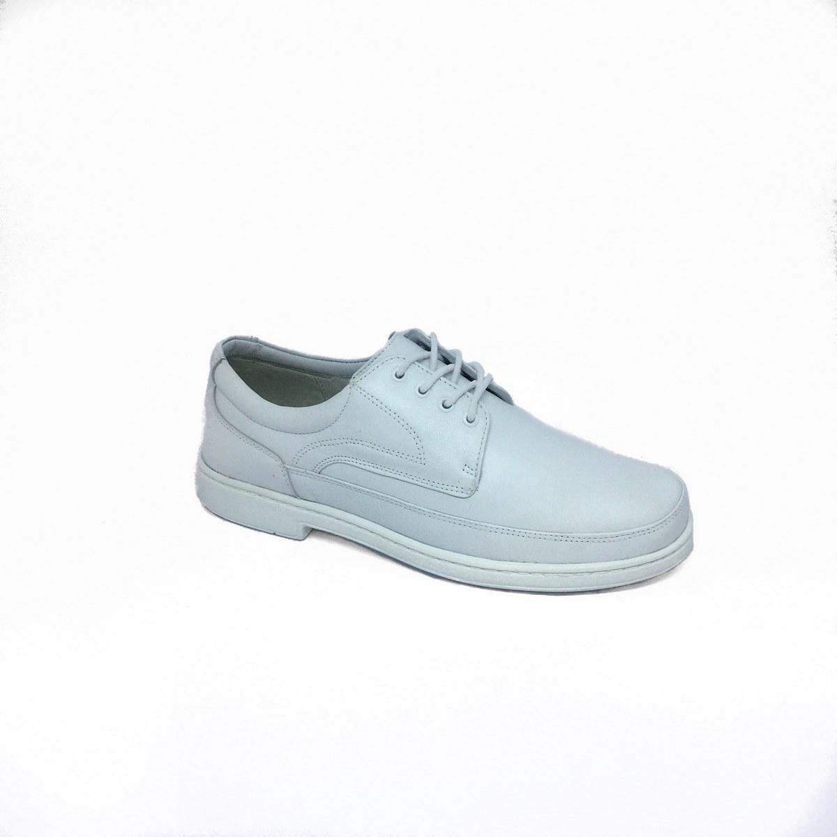 Sapato Social Doctor Pé Branco
