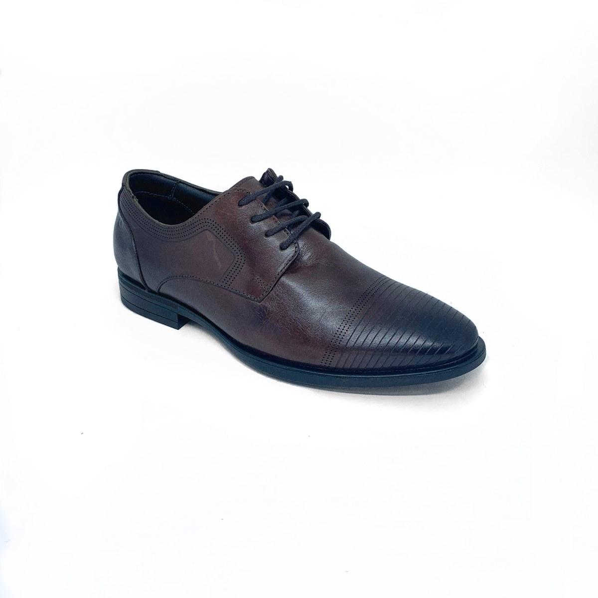 Sapato Social Sollu Pinhão/Brown