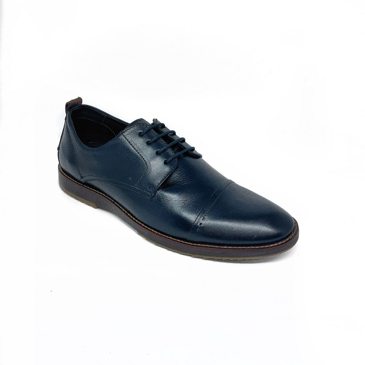 Sapato Social Sollu - Preto