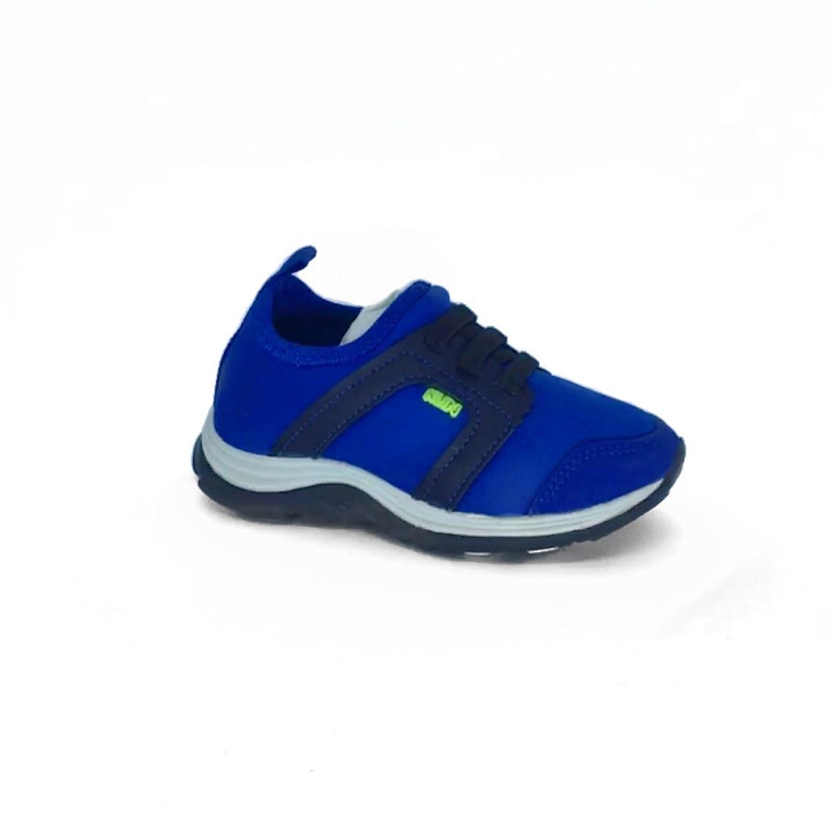 Tênis Azul/Preto Klin